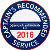 Captain`s Recommended Services